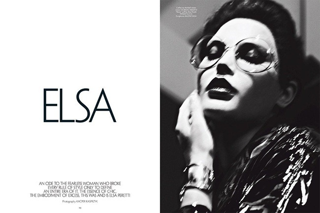 CR FASHION BOOK- Catherine McNeil in Elsa by Kacper Kasprzyk. Carine Roitfeld, Fall 2012, www.imageamplified.com, Image Amplified (3)