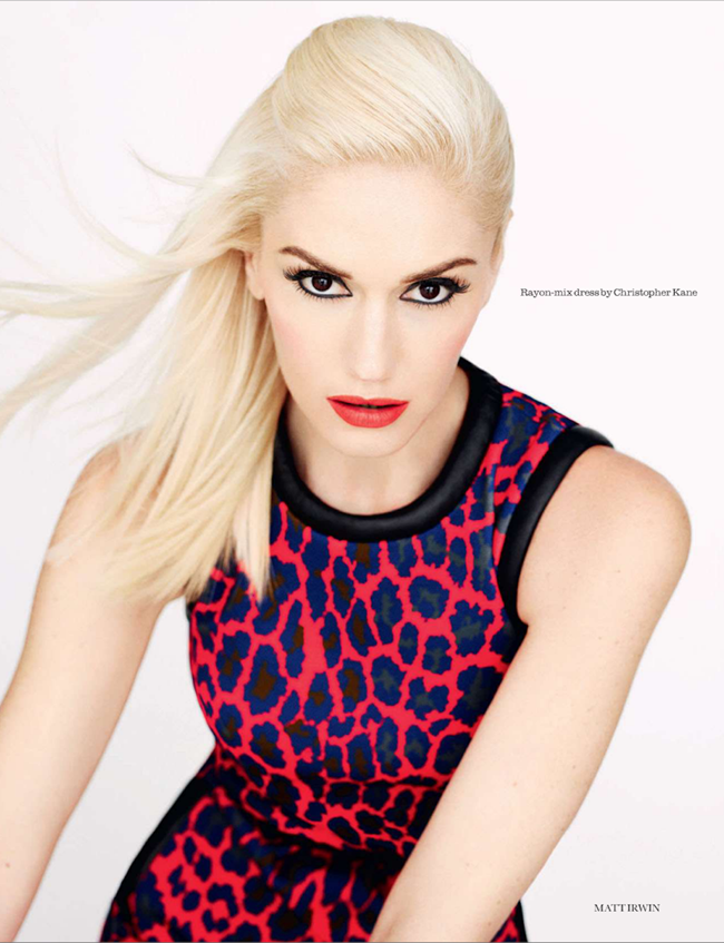 ELLE UK Gwen Stefani in I'm Just a Girl by Matt Irwin. Natalie Wansbrough-Jones, October 2012, www.imageamplified.com, Image Amplified (8)