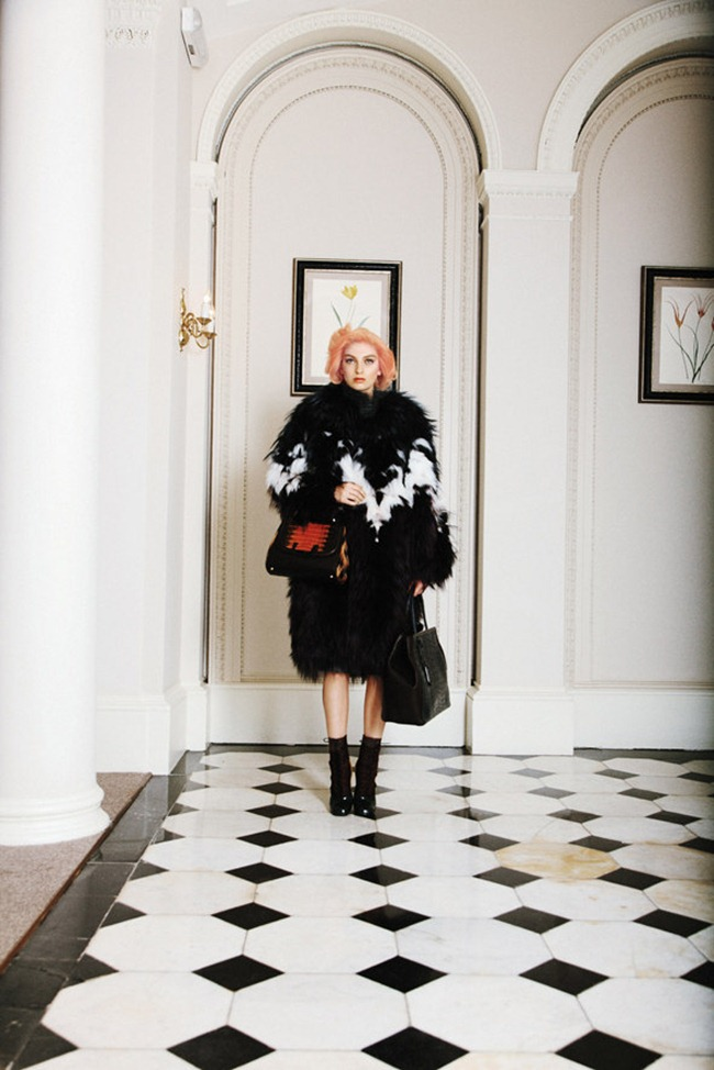 CITIZEN K INTERNATIONAL Rose Smith in Lady Fendi by Alice Rosati. Jerome Andre, www.imageamplified.com, Image Amplified (1)