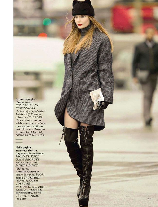 GLAMOUR ITALIA Let's Go by Hans Feurer. Edoardo Marchiori, October 2012, www.imageamplified.com, Image Amplified (3)