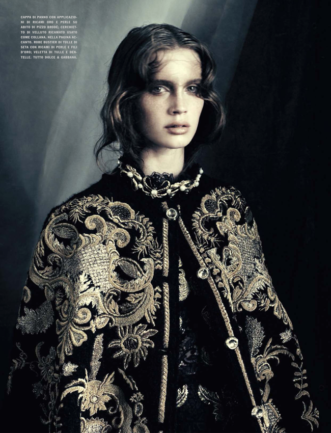 VOGUE ITALIA Marine Vacth by Paolo Roversi. Jacob K, October 2012, www.imageamplified.com, Image Amplified (8)