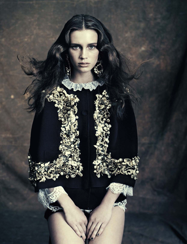 VOGUE ITALIA Marine Vacth by Paolo Roversi. Jacob K, October 2012, www.imageamplified.com, Image Amplified (2)