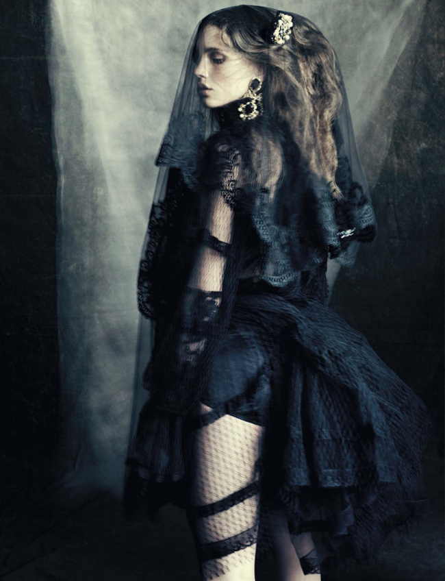 VOGUE ITALIA Marine Vacth by Paolo Roversi. Jacob K, October 2012, www.imageamplified.com, Image Amplified (4)