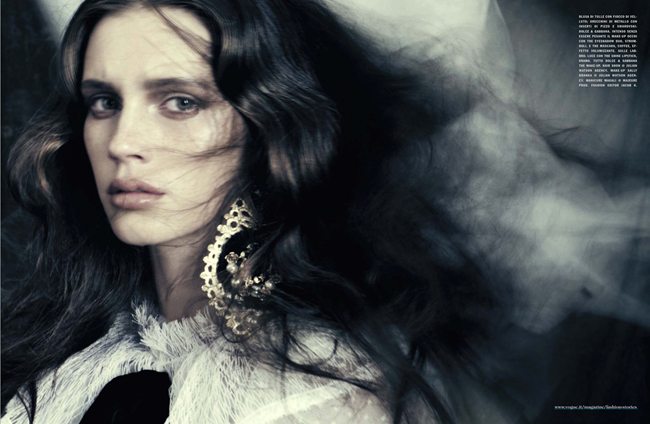 VOGUE ITALIA Marine Vacth by Paolo Roversi. Jacob K, October 2012, www.imageamplified.com, Image Amplified (5)