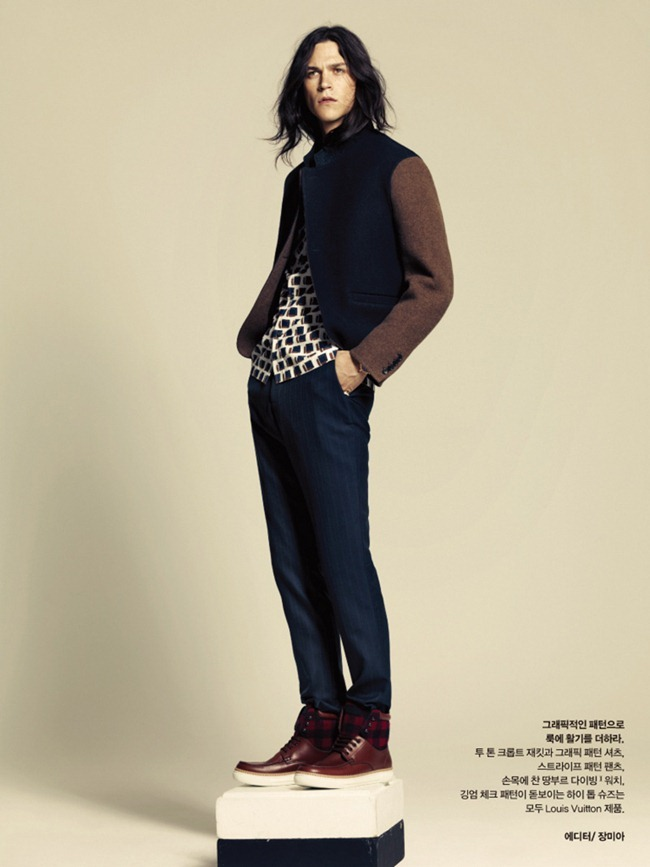 HARPER'S BAZAAR MAN KOREA Miles McMillan by Hong Jang Hyun. September 2012, www.imageamplified.com, Image Amplified (2)