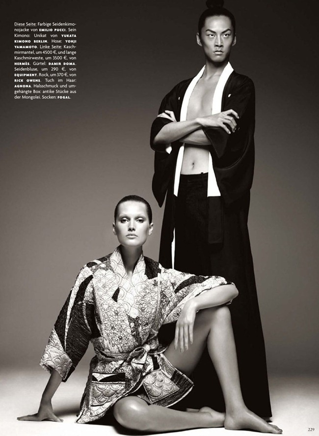 VOGUE GERMANY- Tony Garrn & David Chiang in So Fern, So Nah by Christiane Arp. Alexi Lubomirski December 2012, www.imageamplified.com, Image Amplified (11)