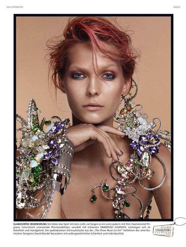 VOGUE GERMANY- Karolin Wolter in Swarovski by Lado Alexi. Dennis Blys, December 2012, www.imageamplified.com, Image Amplified (8)