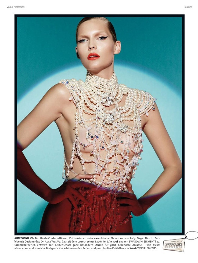 VOGUE GERMANY- Karolin Wolter in Swarovski by Lado Alexi. Dennis Blys, December 2012, www.imageamplified.com, Image Amplified (9)