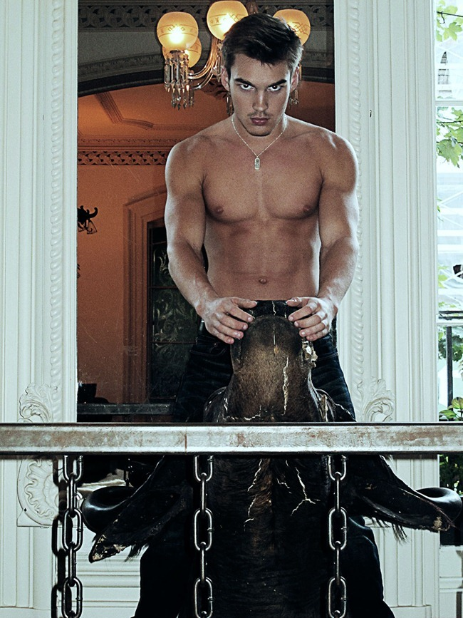 MASCULINE DOSAGE- Renzo Rometo by Steven Klein. www.imageamplified.com, Image Amplified (2)