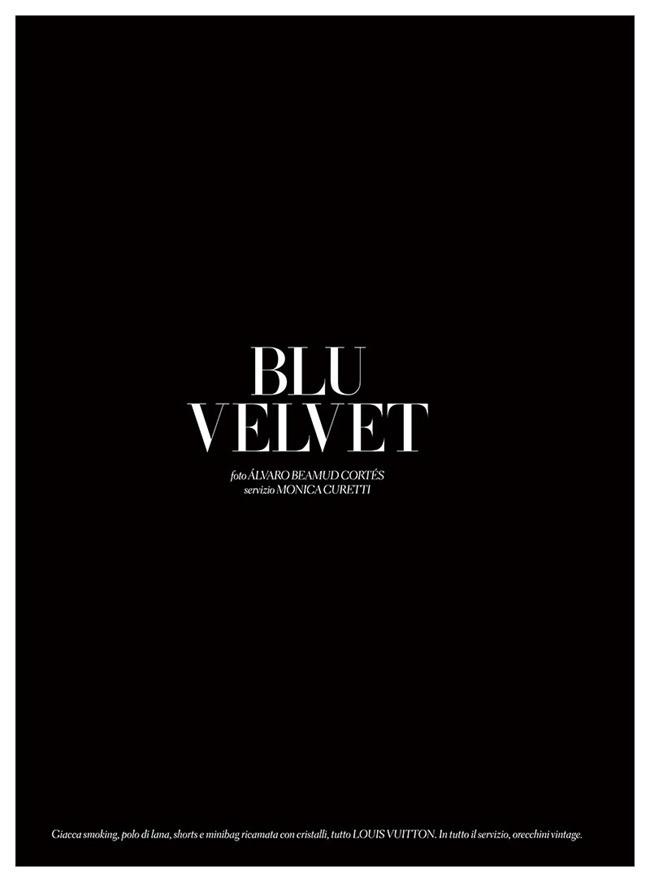 GIOIA MAGAZINE- Valeriia Karaman in Blue Velvet by Alvaro Beamud Cortes. Monica Curetti, www.imageamplified.com, Image Amplified (1)
