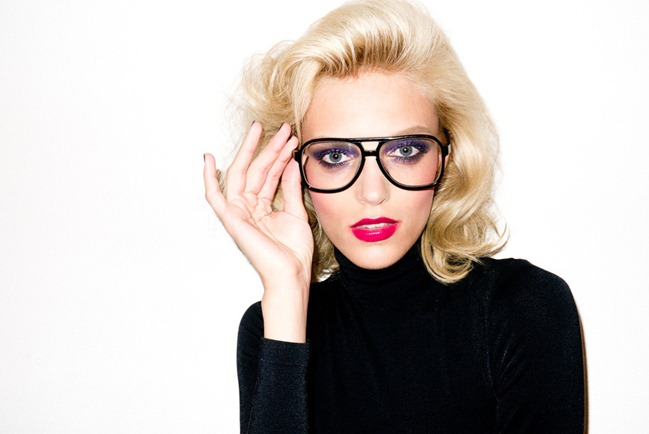 FEATURED MODEL- Anja Rubik by Terry Richardson. www.imageamplified.com, Image Amplified (3)