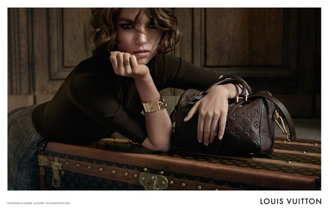 FASHION FILM- Arizona Muse for Louis Vuitton's L'invitation au Voyage by Inez & Vinoodh. www.imageamplified.com, Image Amplified (4)