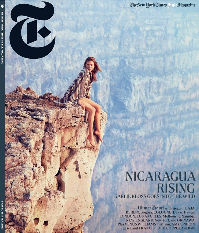 T STYLE- Karlie Kloss in A Delicate Balance by Ryan McGinley. Sara Moonves, Winter 2012, www.imageamplified.com, Image Amplified (8)