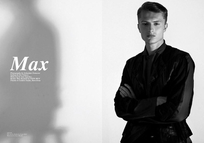 CARBON COPY MAGAZINE- Max Rendell by Sebastian Troncoso. Isis Velasco, November 2012, www.imageamplified.com, Image Amplified (1)