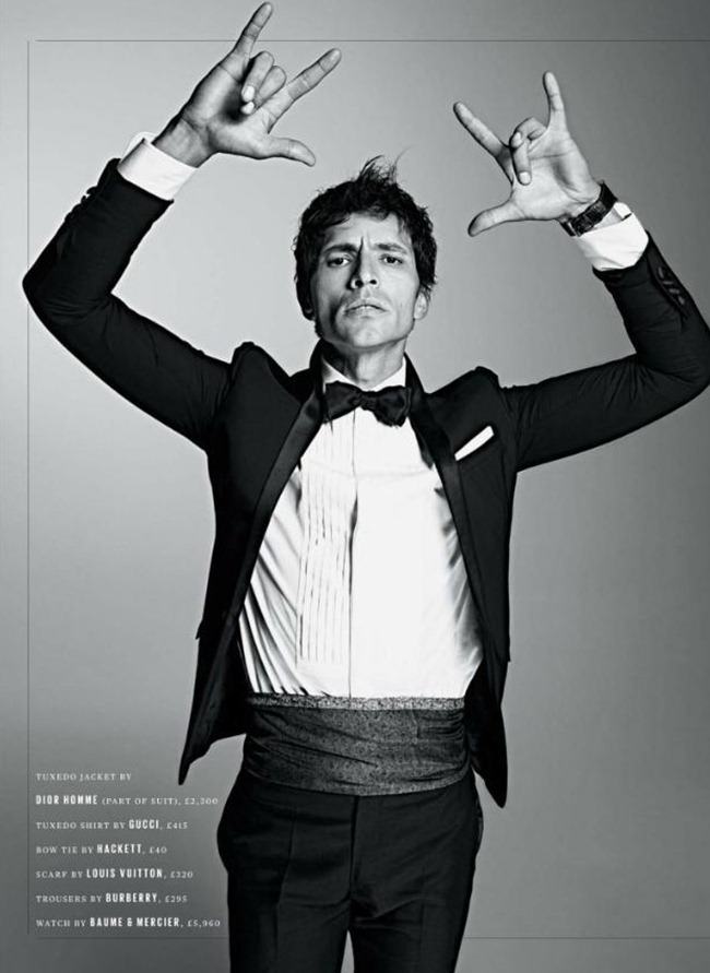 ES MAGAZINE- Andres Velencoso Segura in Spinning Around by Rick Guest. www.imageamplified.com, Image Amplified (5)