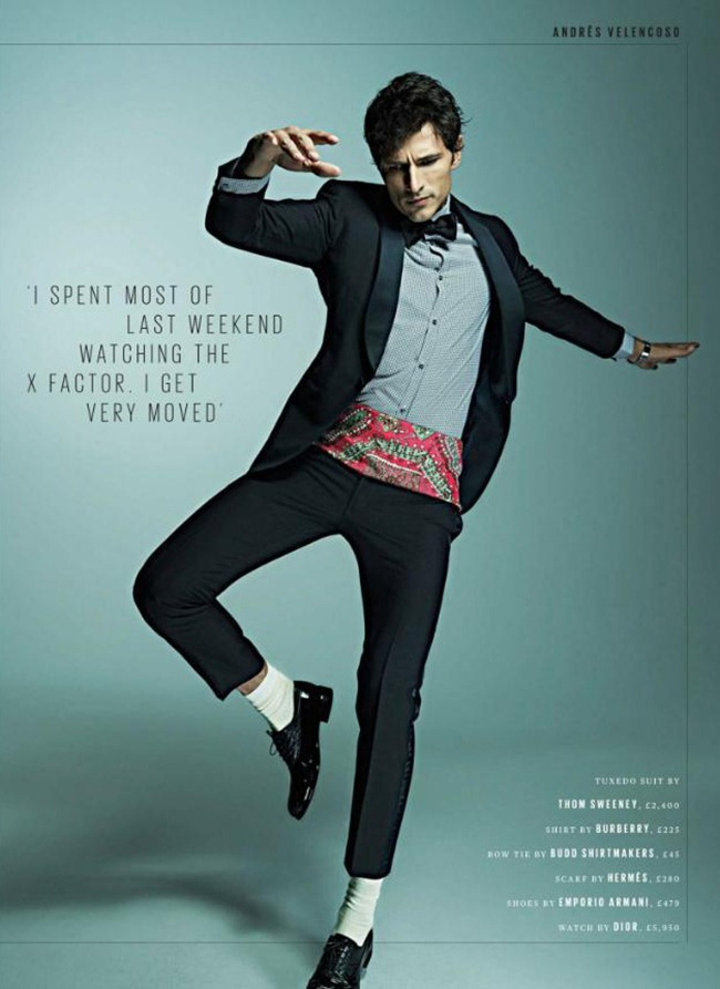 ES MAGAZINE- Andres Velencoso Segura in Spinning Around by Rick Guest. www.imageamplified.com, Image Amplified (6)