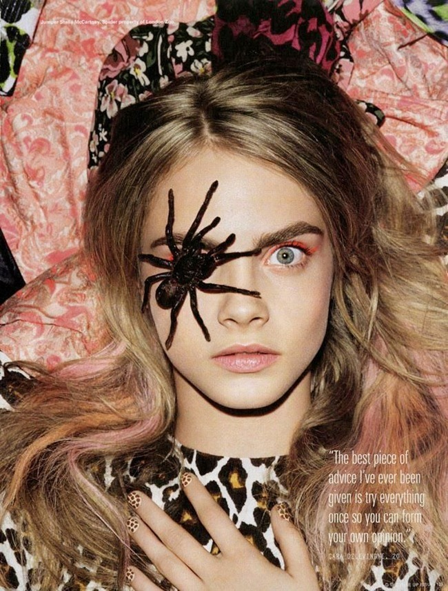 I-D MAGAZINE- Cara Delevigne in Go to Sleep Things Will be Better in the Morning by Angelo Pennetta. Cathy Kasterine, Winter 2012, www.imageamplified.com, Image Amplified (3)