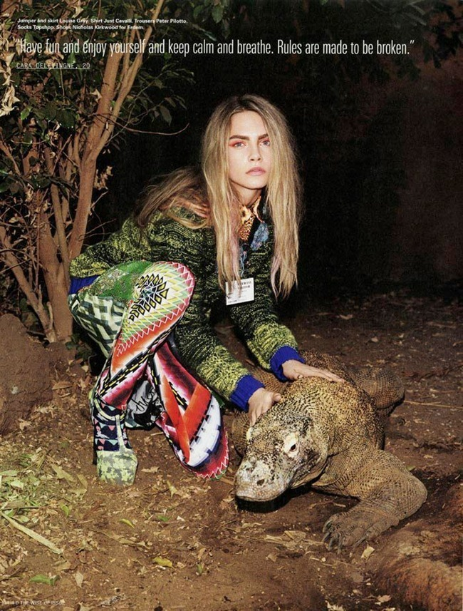I-D MAGAZINE- Cara Delevigne in Go to Sleep Things Will be Better in the Morning by Angelo Pennetta. Cathy Kasterine, Winter 2012, www.imageamplified.com, Image Amplified (9)