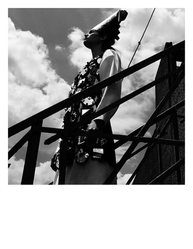 I-D MAGAZINE- Kendra Spears by Greg Kadel. havana Laffitte, Winter 2012, www.imageamplified.com, Image Amplified