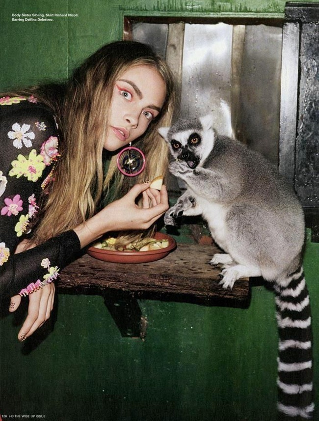 I-D MAGAZINE- Cara Delevigne in Go to Sleep Things Will be Better in the Morning by Angelo Pennetta. Cathy Kasterine, Winter 2012, www.imageamplified.com, Image Amplified