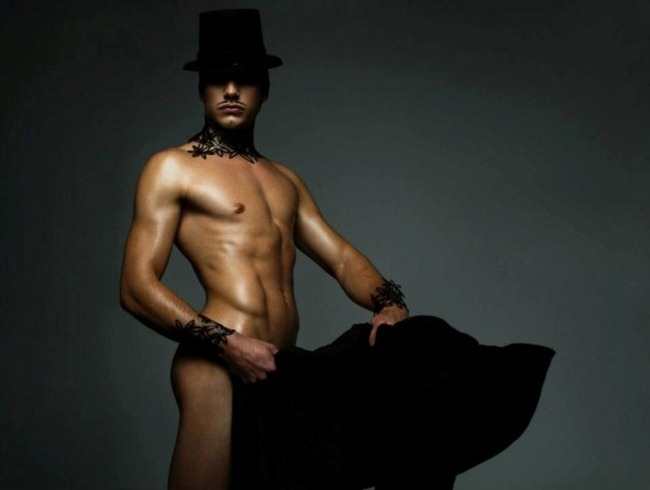 MASCULINE DOSAGE- Natan Squersato in Hombre by Junior Franch. www.imageamplified.com, Image Amplified (1)