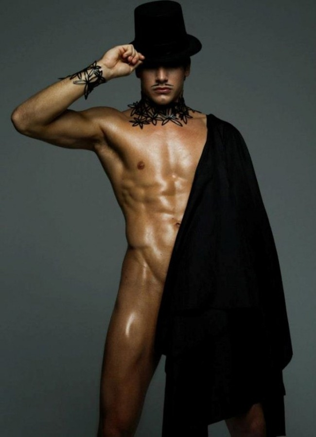 MASCULINE DOSAGE- Natan Squersato in Hombre by Junior Franch. www.imageamplified.com, Image Amplified (2)