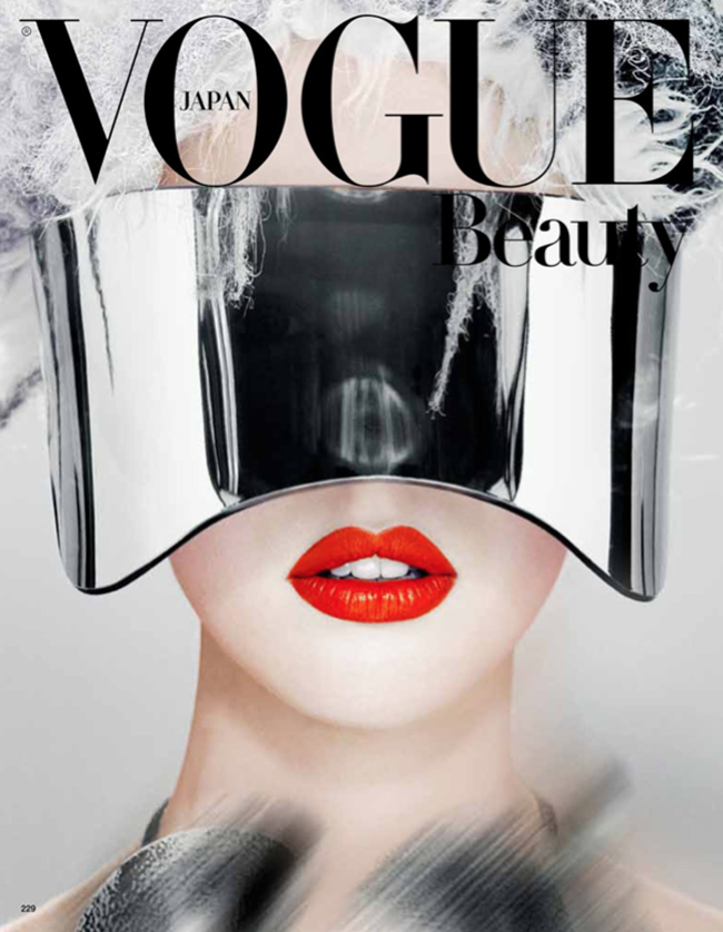 VOGUE JAPAN- When Snow Falls by Kenneth Willardt. January 2012, www.imageamplified.com, Image Amplified