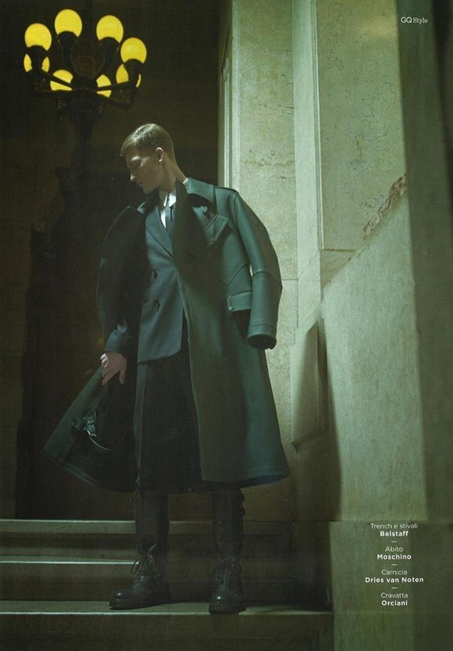 GQ STYLE ITALIA- Bastian Thiery by Kotas Avgulis. Fall 2012, www.imageamplified.com, Image Amplified (3)