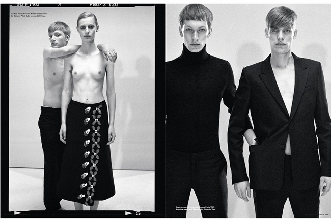 I-D MAGAZINE- Anders Johnson, Baptiste Radufe & Craig Rathgebur in You Can't Direct the Wind by Collier Schorr, Fall 2012, www.imageamplified.com, Image Amplified (4)