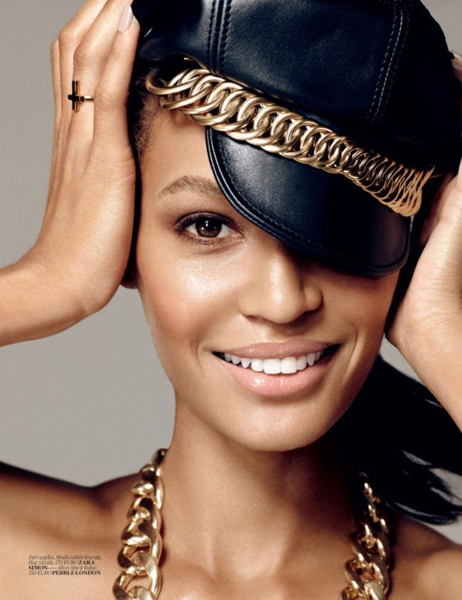 VOGUE TURKEY- Joan Smalls in Dance Baby Dance! by Cuneyt Akeroglu. Ece Sukan, December 2012, www.imageamplified.com, Image Amplified (1)