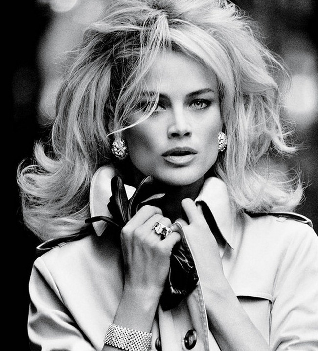 WSJ MAGAZINE- Carolyn Murphy by Daniel Jackson. December 2012, www.imageamplified.com, Image Amplified