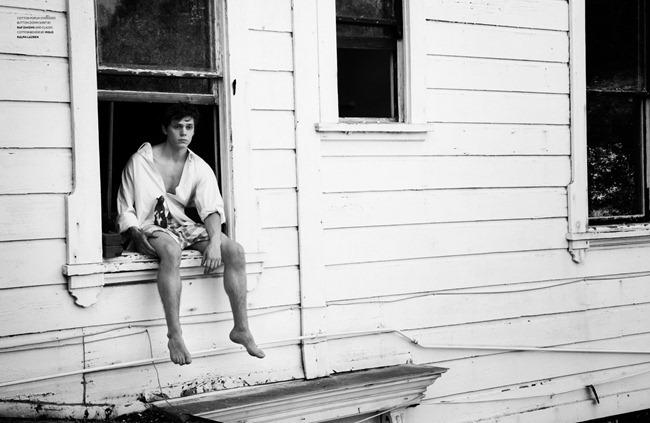 FLAUNT MAGAZINE- Evan Peters in Internal Horror by Davis Factor. Joshua Liebman, www.imageamplified.com, Image Amplified (6)