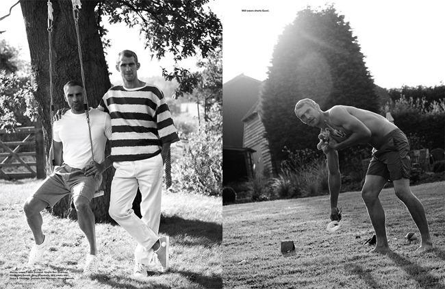 I-D MAGAZINE- Will Chalker & Wesley Morgan in Always Be A Gentleman by Bruno Staub. Elgar Johnson, Winter 2012, www.imageamplified.com, Image Amplified (2)