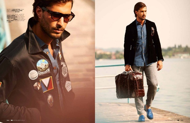 GQ INDIA- Thyago Alves in High Fashion Heist by Adriano Russo. www.imageamplified.com, Image Amplified (3)