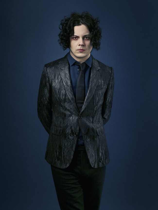 ESQUIRE UK- Jack White by David Slijper. January 2013, www.imageamplified.com, Image Amplified