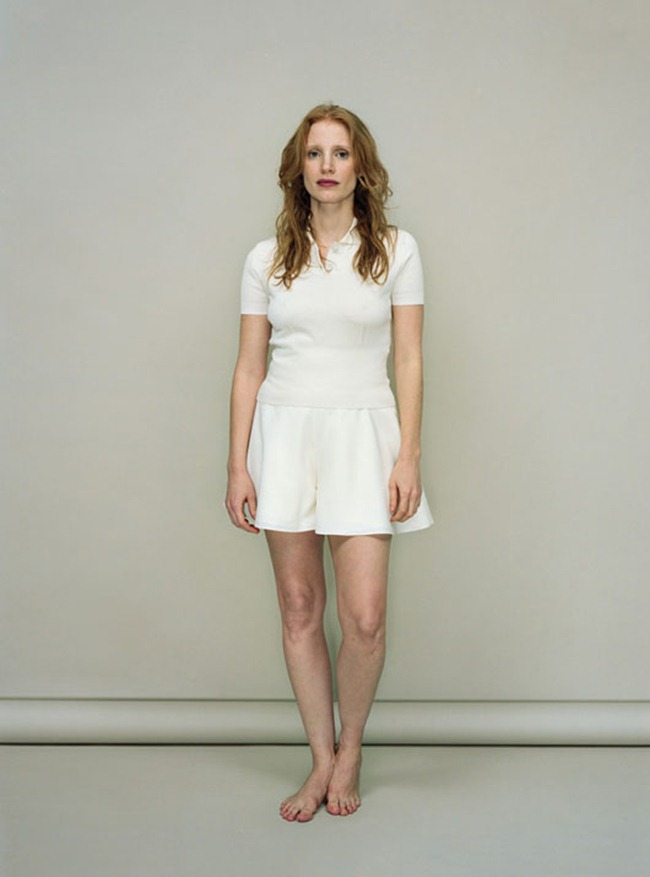 W MAGAZINE- Jessica Chastain in Musings On A Muse. January 2013, www.imageamplified.com, Image Amplified (2)