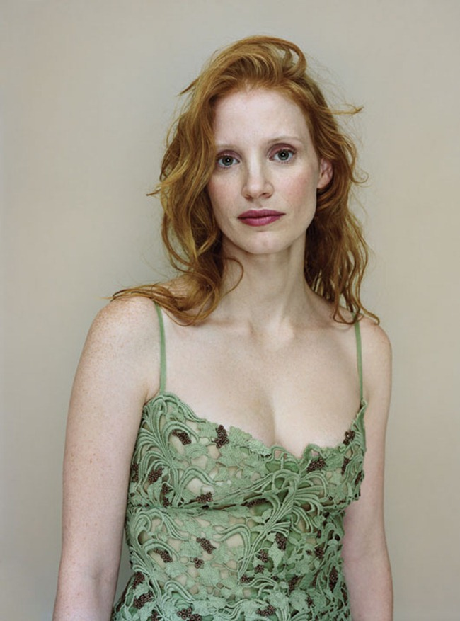 W MAGAZINE- Jessica Chastain in Musings On A Muse. January 2013, www.imageamplified.com, Image Amplified (3)