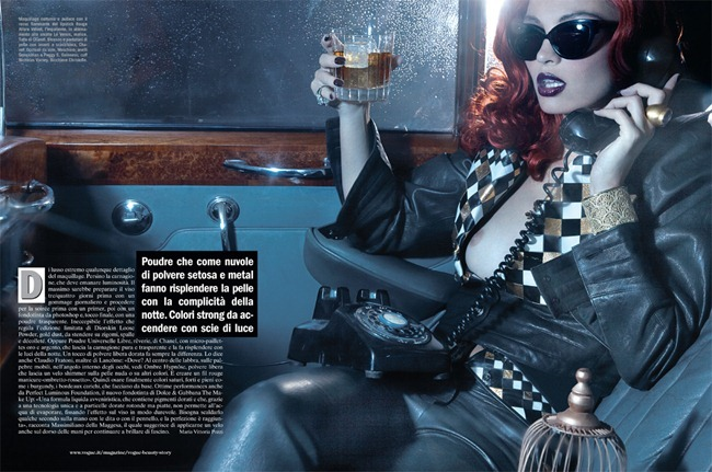 VOGUE ITALIA- Carola Remer by Greg Lotus. Danny Santiago, December 2012, www.imageamplified.com, Image Amplified (3)