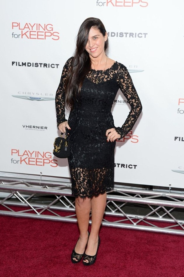 RED CARPET MOVIE PREMIERE- Playing For Keeps, New York Premiere. www.imageamplified.com, Image Amplified (10)