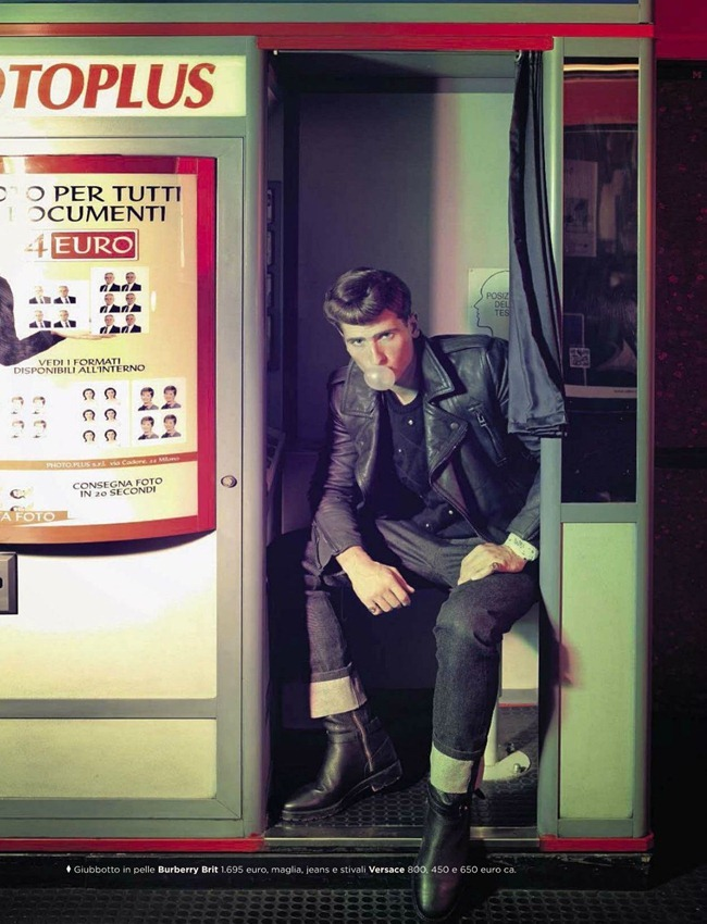GQ ITALIA- Tom Warren in Snap Shot by Kostas Avgoulis. December 2012, www.imageamplified.com, Image Amplified (6)