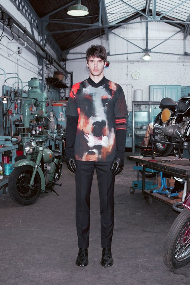 FASHION WEEK- Givenchy by Riccardo Tisci Pre-Fall 2013. www.imageamplified.com, Image Amplified (5)