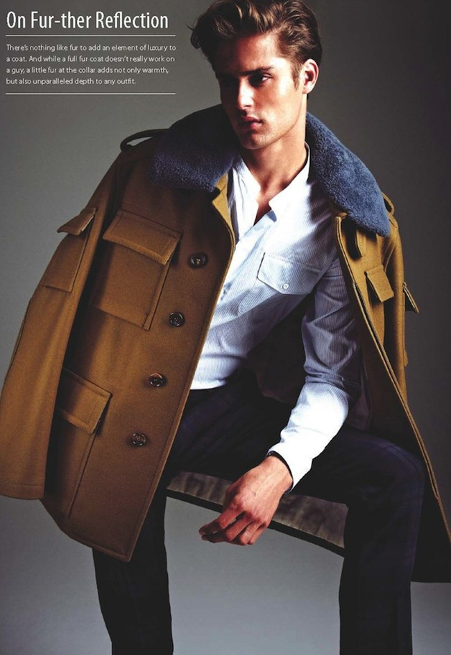ESSENTIAL HOMME- Silviu Tolu & Jacques Naude in Top Coats by A.P. Kim. www.imageamplified.com, Image Amplified (1)