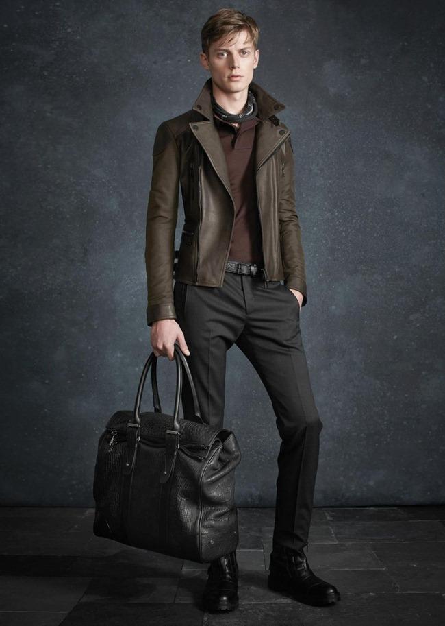 FASHION WEEK- Belstaff Menswear Pre-Fall 2013. www.imageamplified.com, Image Amplified