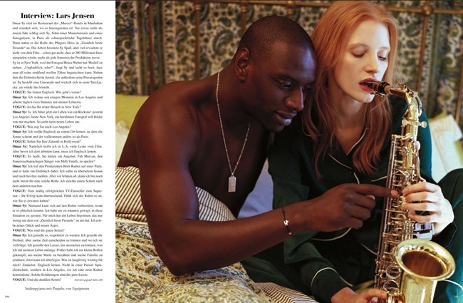 VOGUE GERMANY- Jessica Chastain & Omar in All That Jazz by Bruce Weber. Christiane Arp, January 2013, www.imageamplified.com, Image Amplified (7)