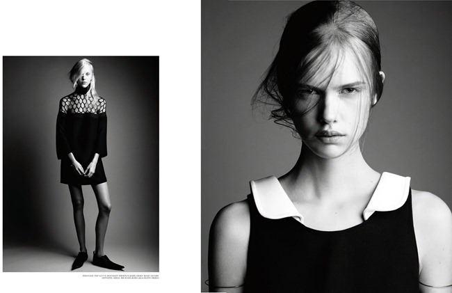 INTERVIEW MAGAZINE- Simple by Patrick Demarchelier. Karl Templer January 2013, www.imageamplified.com, Image Amplified (2)