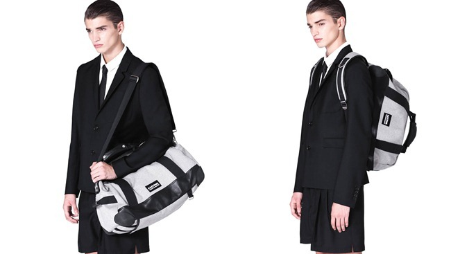 CAMPAIGN- Alexander Ferrario for Eastpak x Kris Van Assche Spring 2013 by Bruno Staub. www.imageamplified.com, Image Amplified (4)