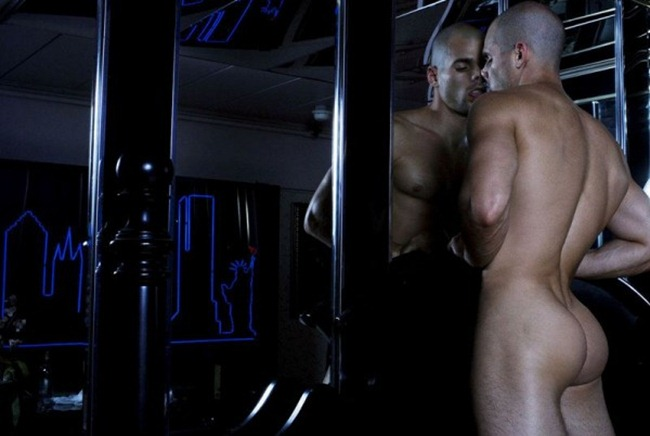 GAY TIMES MAGAZINE- Todd Sanfield by Rick Day. www.imageamplified.com, Image Amplified (3)