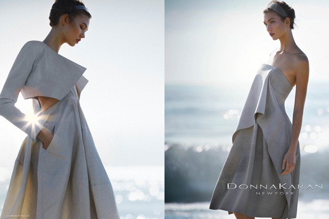 CAMPAIGN- Karlie Kloss for Donna Karan Spring 2013 by Patrick Demarchelier. www.imageamplified.com, Image Amplified (2)