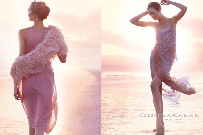 CAMPAIGN- Karlie Kloss for Donna Karan Spring 2013 by Patrick Demarchelier. www.imageamplified.com, Image Amplified