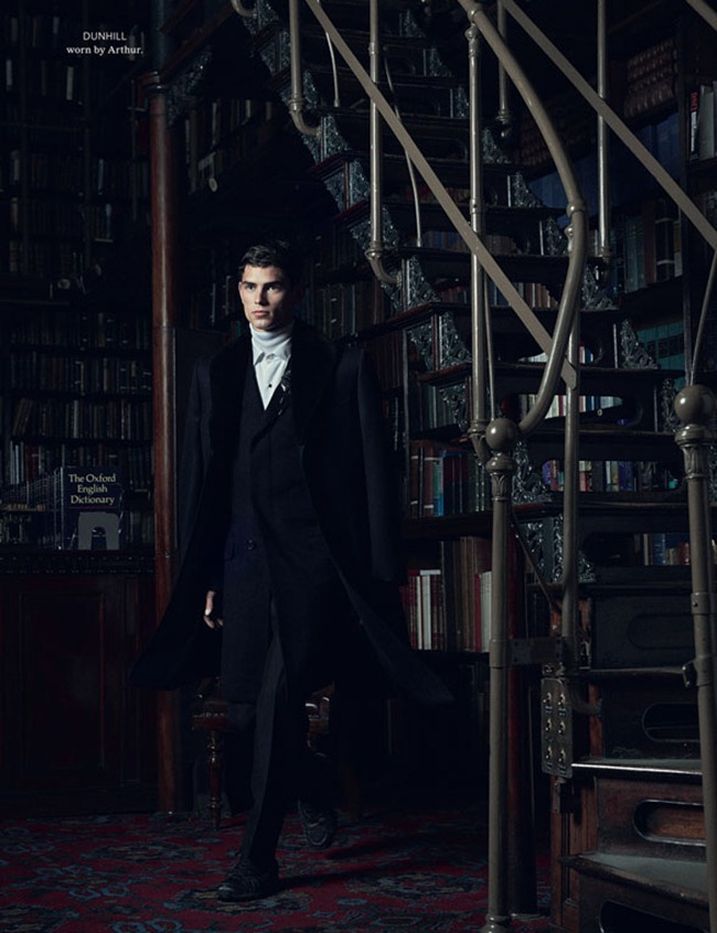 ANOTHER MAGAZINE- Arthur Gosse by Benjamin Alexander Huseby. Mattias Karlsson, www.imageamplified.com, Image Amplified (2)